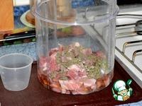 Ризотто с мясом в мультиварке ингредиенты