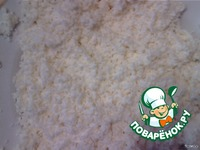 Пшенная каша с творогом ингредиенты