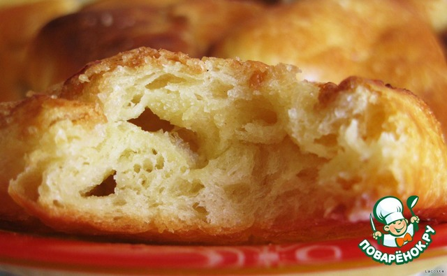 хрущевское тесто рецепт с пошаговым
