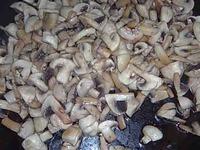 Кролик в сметане с грибами ингредиенты