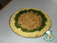 """Салат """"Грибная поляна"""" ингредиенты"""