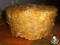 Бабка макаронная по-украински ингредиенты