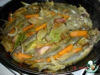 Скумбрия в маринаде ескабече (escabeche) ингредиенты