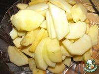 """""""Мокрый"""" яблочный пирог ингредиенты"""