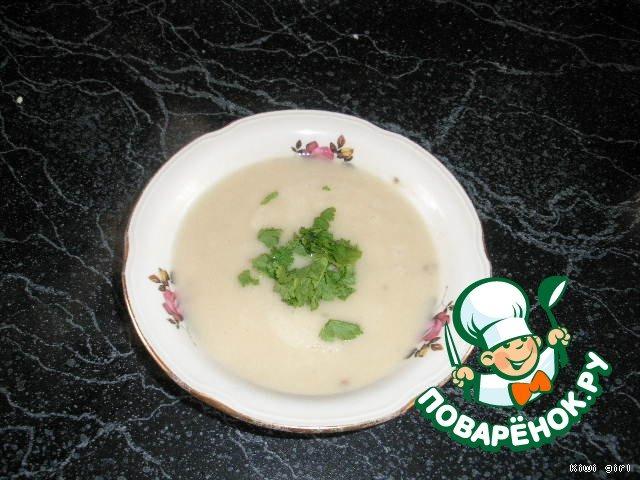 рецепт супа из цветной фасоли