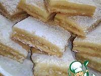 Лимонный пирог ингредиенты