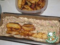 """Куриная """"Буханочка"""" с печеным картофелем ингредиенты"""