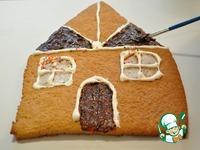Пряничный домик ингредиенты