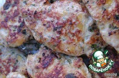 Куриные котлетки домашний рецепт с фото пошагово готовим #2