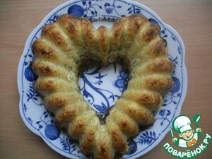 Рецепт Запеканка из риса с брокколи