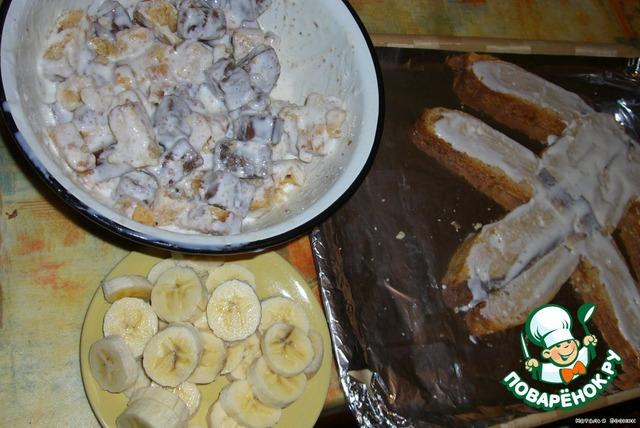 Торт домашний со сметанным кремом рецепт с фото пошагово
