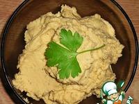 """Чудо-паштет """"Хумус"""" - излюбленное блюдо арабов и евреев ингредиенты"""
