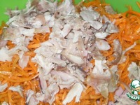Салат «Анастасия» ингредиенты