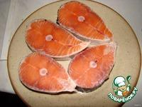 Рыба, приготовленная в микроволновой печи ингредиенты