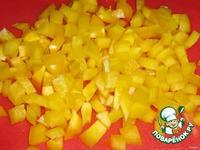 Салат  с авокадо ингредиенты