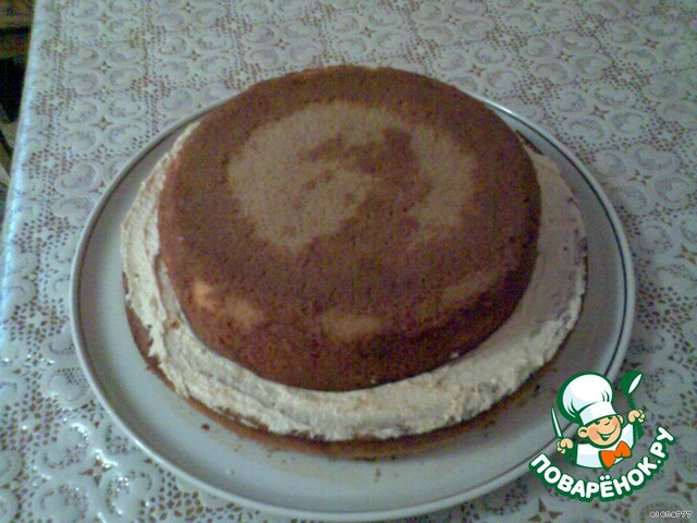 Рецепт торта зимняя вишня в домашних условиях 479