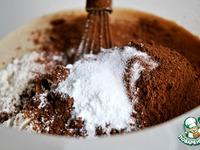 Шоколадно-кофейный кекс ингредиенты