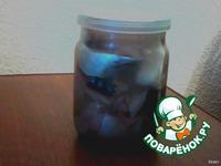 Скумбрия малосольная ингредиенты