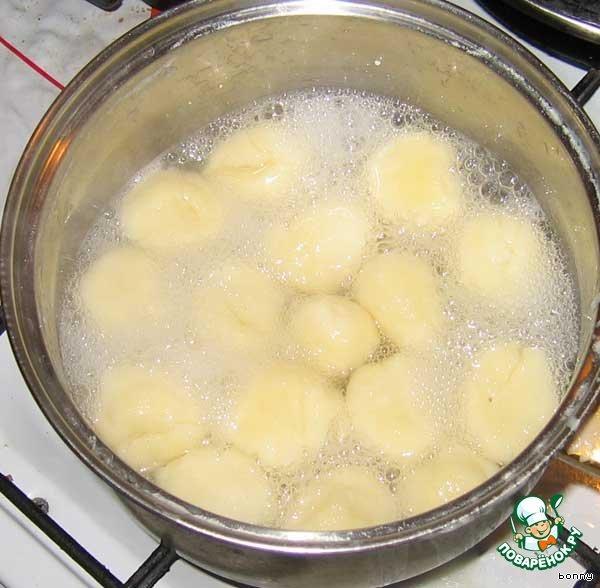 Ленивые вареники рецепт приготовления с фото пошагово готовим #9