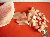 Рыбные котлеты ингредиенты