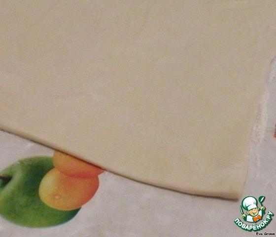 Пицца с белыми сушеными грибами рецепт