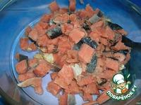 Рыбные котлеты для любителей рыбы ингредиенты