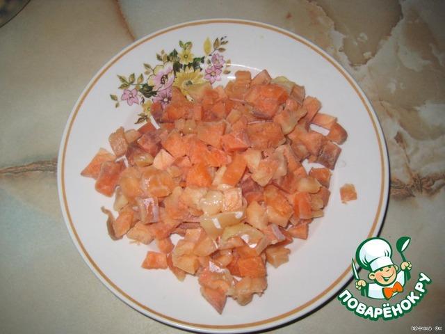 Салат из креветок и семги пошаговые рецепты