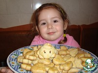 """Печенье """"Пальчики оближешь"""" ингредиенты"""