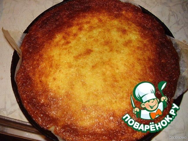 Тирольский пирог рецепт с пошагово в духовке