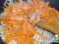 Постный борщ с грибами и стручковой фасолью ингредиенты