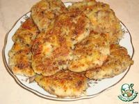 Котлеты из рыбных консервов и картофеля ингредиенты