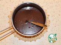 Шоколадный торт с карамельной прослойкой ингредиенты