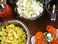 Гювеч из бараньих субпродуктов ингредиенты