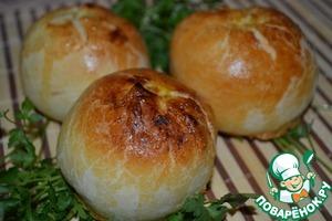 Рецепт Кныш с картофелем