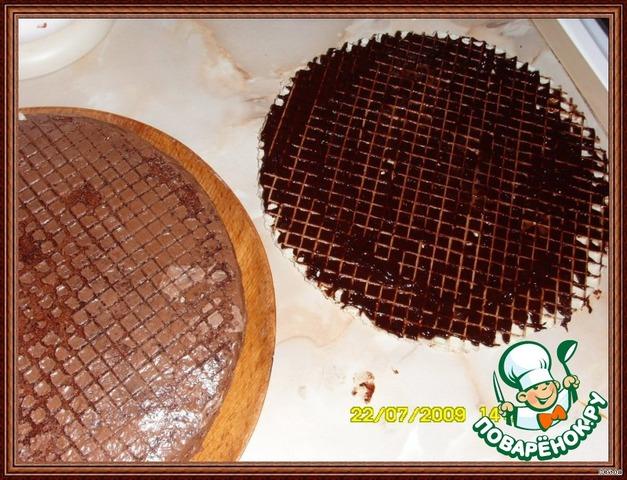 Как сделать шоколадную глазурь с какао порошка