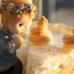 """Творожный десерт """"Слёзы ангела"""""""