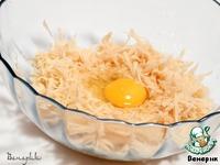 Ажурные картофельные тарталетки ингредиенты