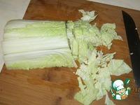 Салат с копченой курицей ингредиенты
