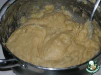 Французские сырные шарики ингредиенты