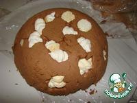 Шоколодно-сливочный торт № 2 . С безе ингредиенты