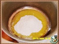"""Картофель с грибами и сыром, запеченный под соусом """"бешамель"""" ингредиенты"""