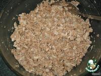 Блинчики с мясом и рисом ингредиенты
