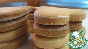 Рецепт Выборгское печенье