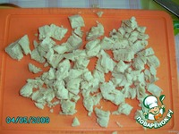 Паста с курицей и грибами ингредиенты