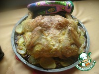 Курица, запеченная в духовке ингредиенты