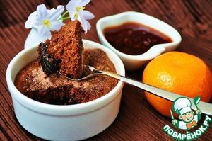 Рецепт: Шоколадное суфле для миссис Оззи Озборн