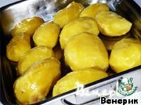 """Запеченный картофель """"Отмороженный"""" ингредиенты"""