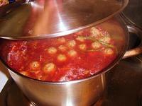 """Латышский суп с фрикадельками """"Виенс, диви, трис!"""" ингредиенты"""