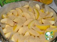 Янтарный торт от Т. Л. Толстой ингредиенты