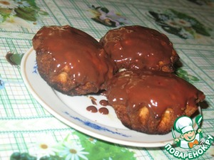 Рецепт Кексики с шоколадом